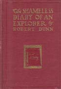 The Shameless Diary of an Explorer: Dunn, Robert