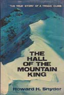 The Hall of the Mountain King: Snyder, Howard H.