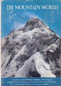 Mountain World 1955: Swiss Foundation for Alpine Research