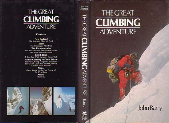 The Great Climbing Adventure: Barry, John