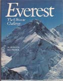 Everest: The Ultimate Challenge: Burgess, Alan & Jim Palmer
