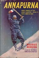 Annapurna: First Conquest of an 8000-meter Peak [26,493 feet]: Herzog, Maurice