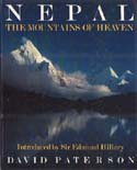 Nepal: The Mountains of Heaven: Paterson, David