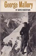 George Mallory: Robertson, David