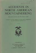 Accidents in North American Mountaineering 1963: American Alpine Club (AAC).