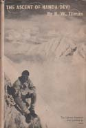 The Ascent of Nanda Devi: Tilman, H. W.