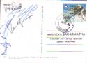1993 Postcard American Sagarmatha Expedition: Everest