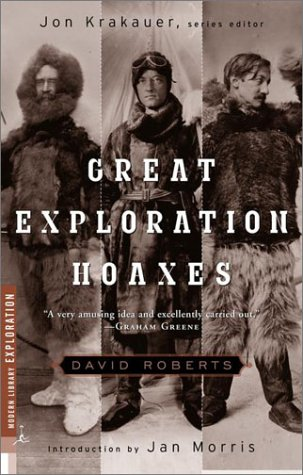 Great Exploration Hoaxes: Roberts, David
