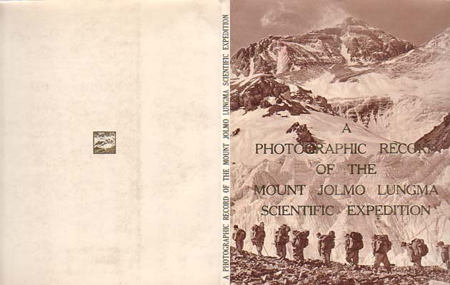 A Photographic Record of the Mount Jolmo Lungma Scientific Expedition (1966-1968): China.