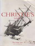 Christie's – The Polar Sale: [Antarctic/Arctic]
