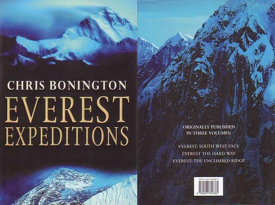 Everest Expeditions: Bonington, Chris