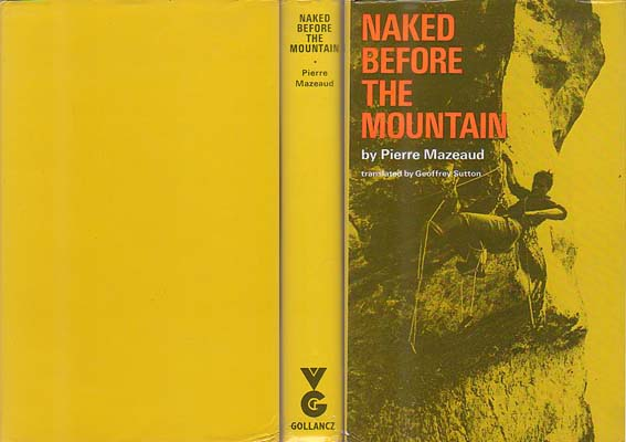 Naked Before the Mountain: Mazeaud, Pierre