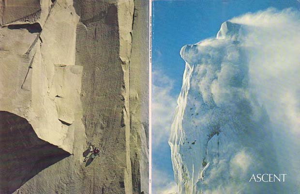 Ascent 1973 Vol 2, #1: Ascent: Sierra Club Mountaineering Journal