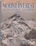 The Mount Everest Reconnaissance Expedition: Shipton, Eric