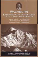 Washburn: Extraordinary Adventures of a Young Mountaineer: Washburn, Bradford