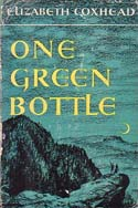 One Green Bottle: Coxhead, Elizabeth