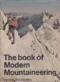 The Book of Modern Mountaineering: Milne, Malcolm, ed.