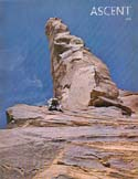 Ascent 1970 Vol 1, #4: Ascent: Sierra Club Mountaineering Journal