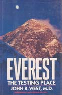 Everest: The Testing Place: West, John B.