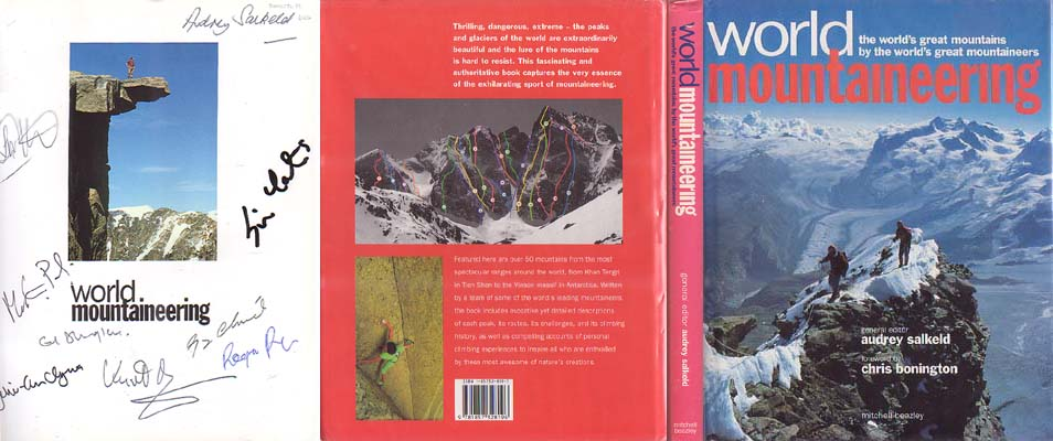 World Mountaineering: Salkeld, Audrey