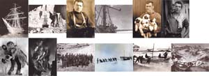 Shackleton Postcards: Imperial Trans Antarctic Expedition 1914-1916: [Shackleton]
