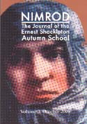 Nimrod: The Journal of the Ernest Shackleton Autumn School. Vol 3: [Shackleton]