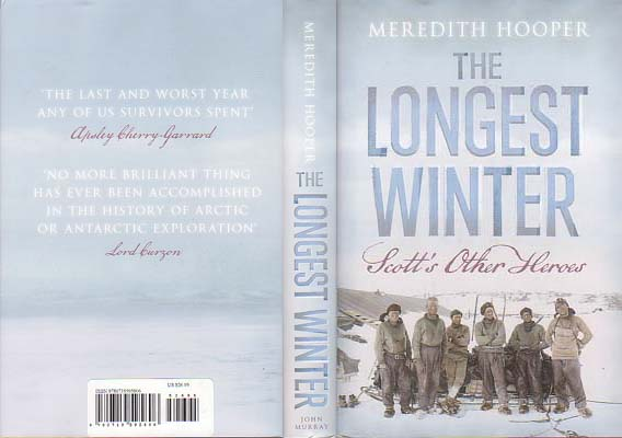 The Longest Winter: Scott's Other Heroes: Hooper, Meredith