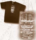 Shackleton Endurance Architecture T-Shirt - Large: [Shackleton].