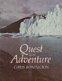 Quest for Adventure: Bonington, Chris