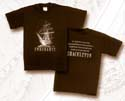Shackleton Endurance Ship at Night T-Shirt - Small: [Shackleton].