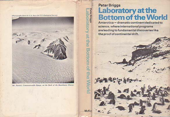 Laboratory at the Bottom of the World: Briggs, Peter