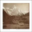 Chogori (K2) as seen from Godwin-Austen Glacier, Karakoram: Jacot-Guillarmod, Dr. Jules