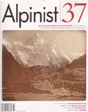 Alpinist #37 Winter 2011-12: Alpinist Magazine