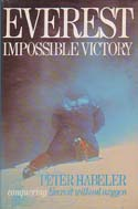 Everest: Impossible Victory: Habeler, Peter