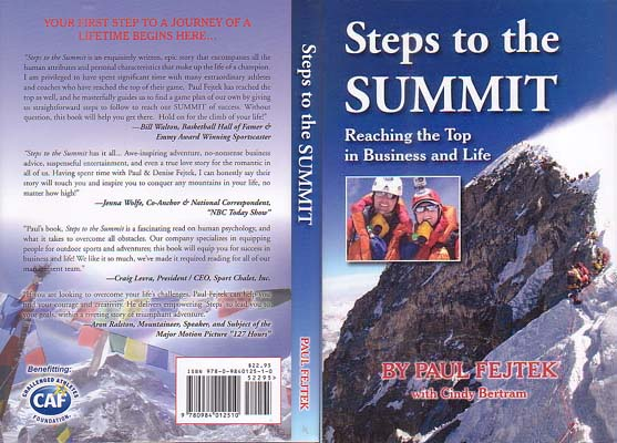 Steps to the Summit: Reaching the top in Business and Life: Fejtek, Paul