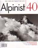 Alpinist #40 Autumn 2012: Alpinist Magazine