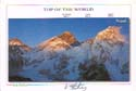 Color Postcard Everest Brummie Stokes: Everest