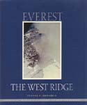 Everest: The West Ridge: Hornbein, Thomas F.