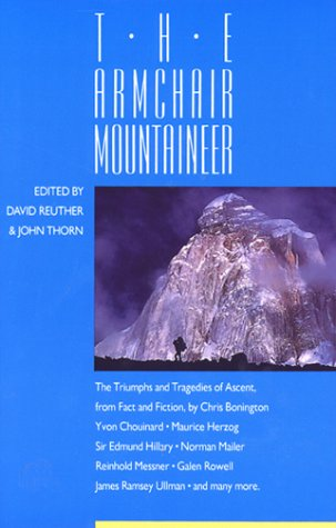 The Armchair Mountaineer: Reuther, David & John Thorn, eds