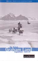 The British Graham Land Expedition 1934-37: Lintott, Bryan