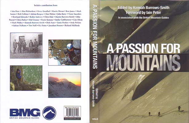 A Passion for Mountains: Burrows-Smith, Hannah, ed.