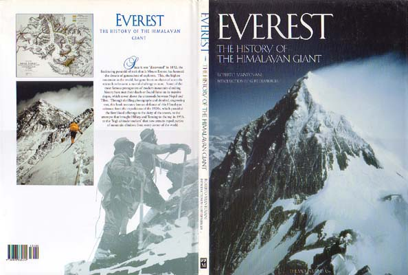 Everest: The History of the Himalayan Giant: Mantovani, Roberto