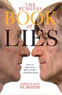 The Burgess Book of Lies: Burgess, Adrian & Alan