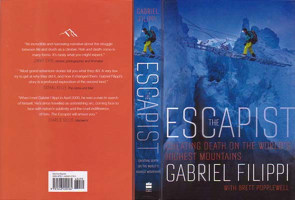 The Escapist: Cheating Death on the World's Highest Mountains: Filippi, Gabriel