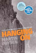 Hanging On: A Life Inside British Climbing's Golden Age: Boysen, Martin