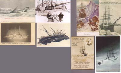 Ships of Antarctica Postcards: [Antarctic]