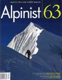 Alpinist #63 Autumn 2018: Alpinist Magazine