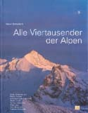 Alle Viertausender der Alpen (All Four-Thousanders of the Alps): Donatsch, Peter