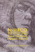 Nimrod: The Journal of the Ernest Shackleton Autumn School. Vol 13: [Shackleton]