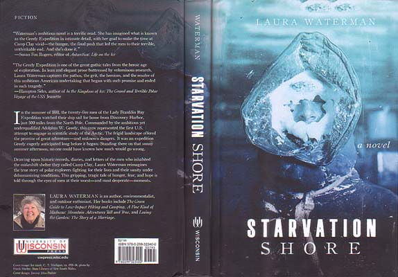 Starvation Shore: Waterman, Laura